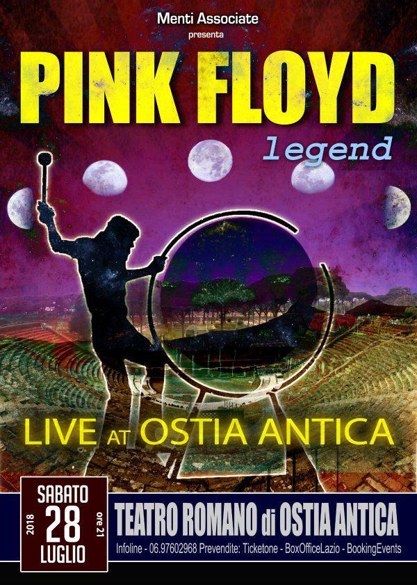 Live at Ostia Antica Pink Floyd Legend