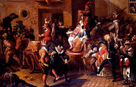 Carnevale Romano